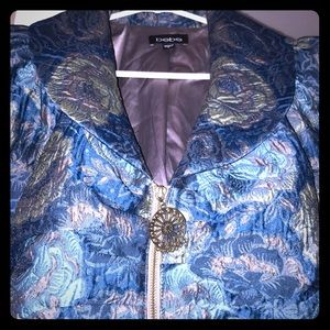 Statement Piece Brocade Jacket